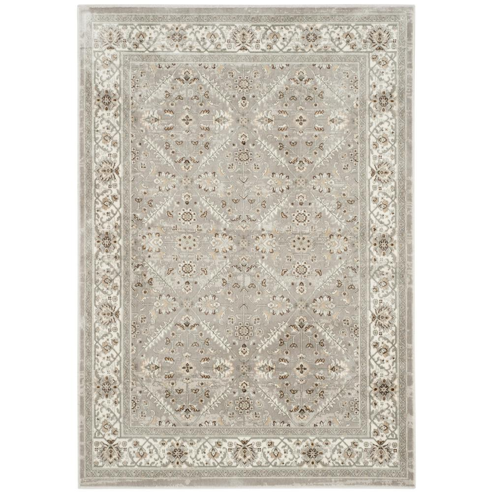 Safavieh Persian Garden Silver Ivory 5 Ft X 8 Area Rug