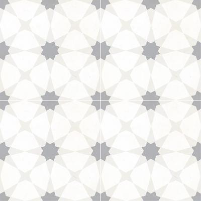Zoudia 8 in. x 8 in. Matte Porcelain Floor and Wall Tile (5.33 sq. ft. / case)