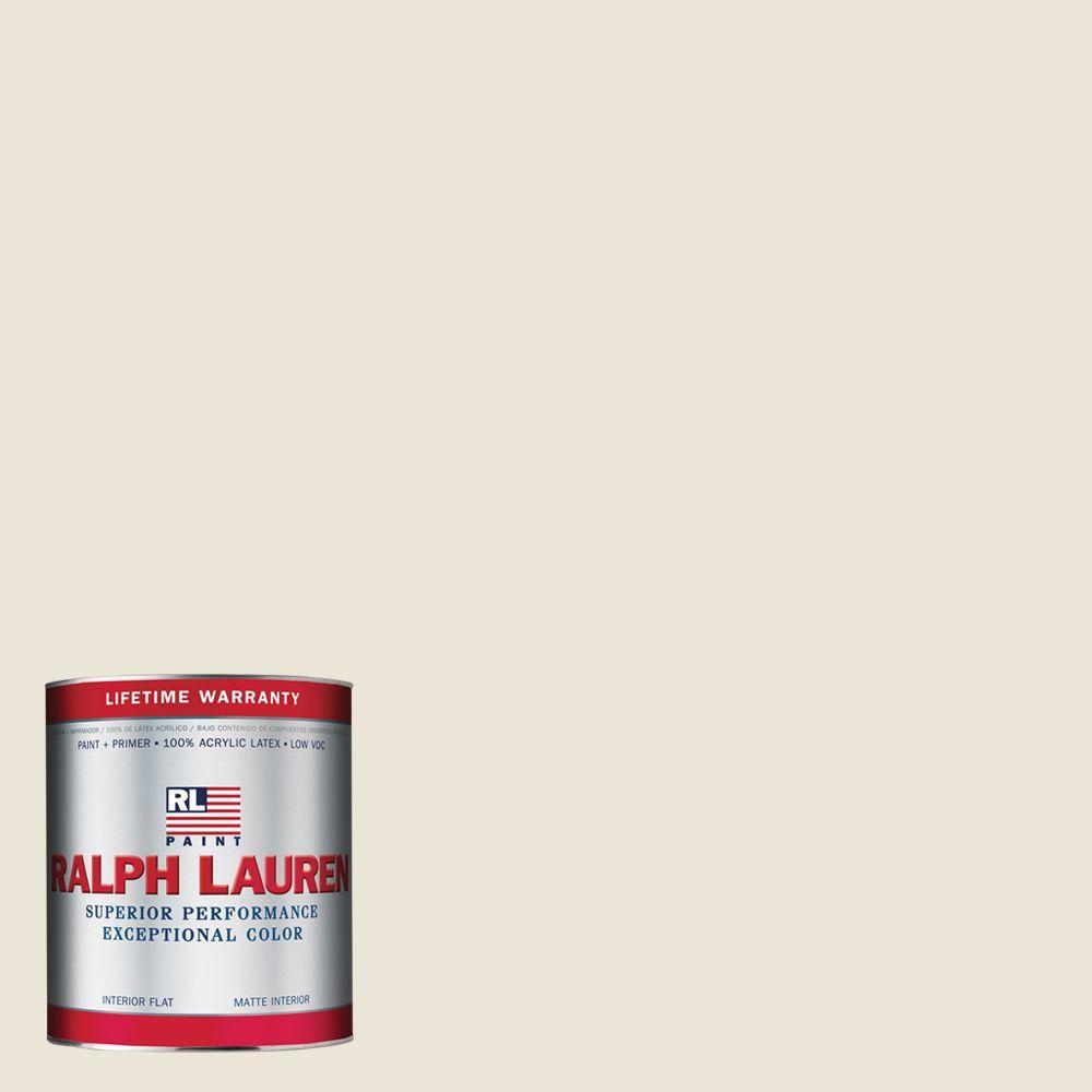 Ralph Lauren 1-qt. Edwardian Linen Flat Interior Paint