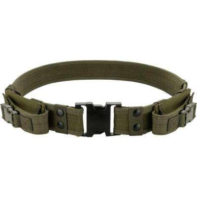 Loaded Gear CX-600 Tactical Belt in Olive Drab in Green