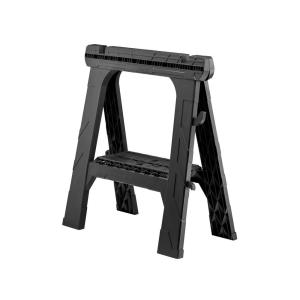 Husk 28 in. Folding Sawhorse (2-Pack)