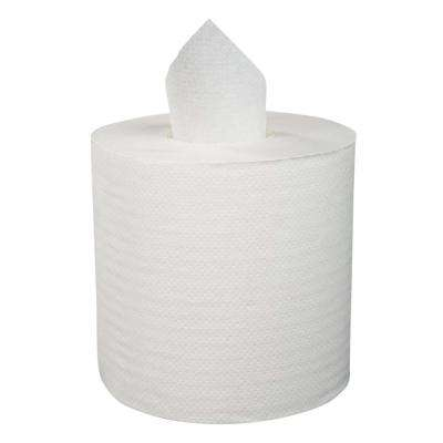 Center-Pull Hand Towels, 2-Ply, Perforated, 7 7/8 in. x 10 in., 600/Roll, 6 Rolls/CT