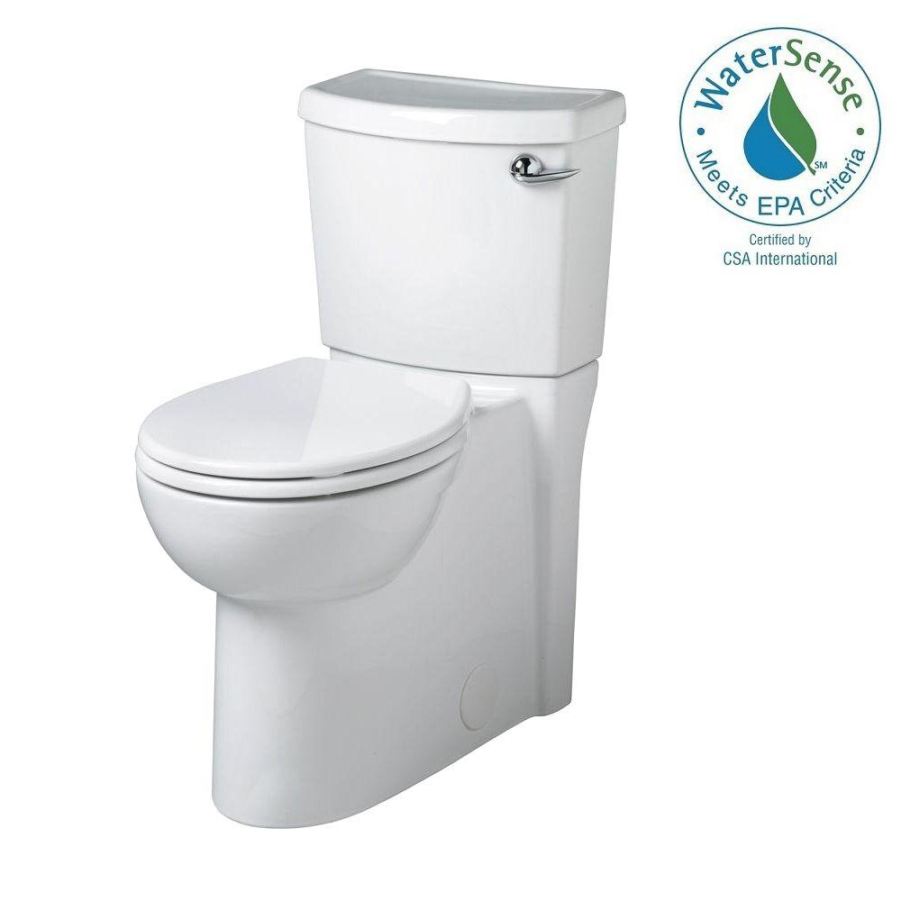 Cadet 3 FloWise Tall Height 2-piece 1.28 GPF Round Toilet with
