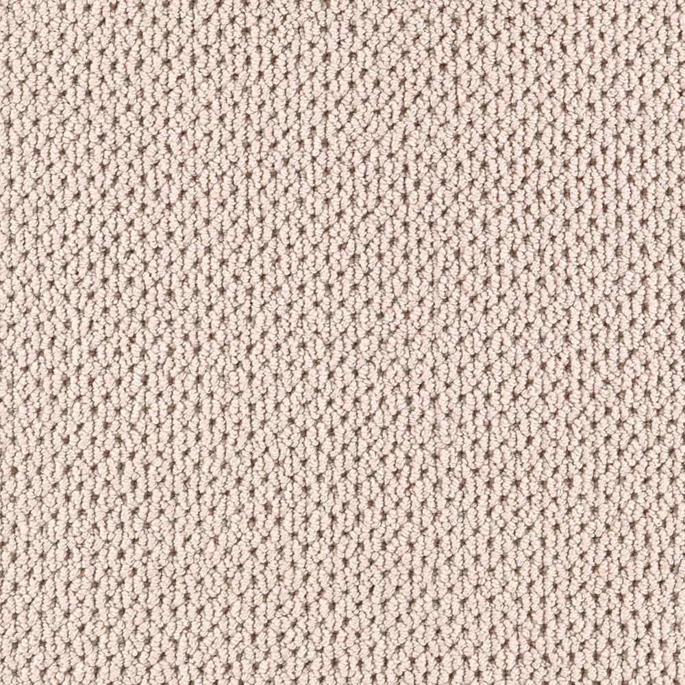 Finish Line - Color Morning Mist Loop 12 ft. Carpet