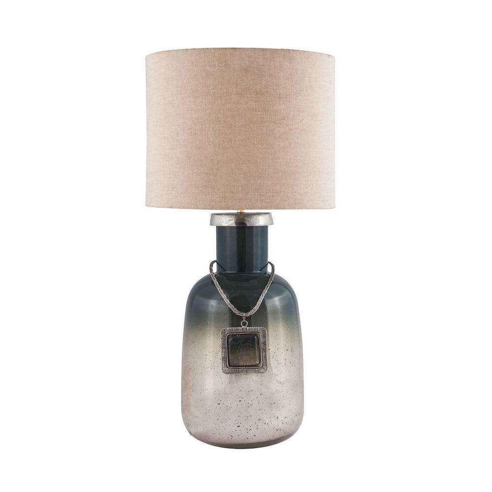 Iceland And Mercury Table Lamp