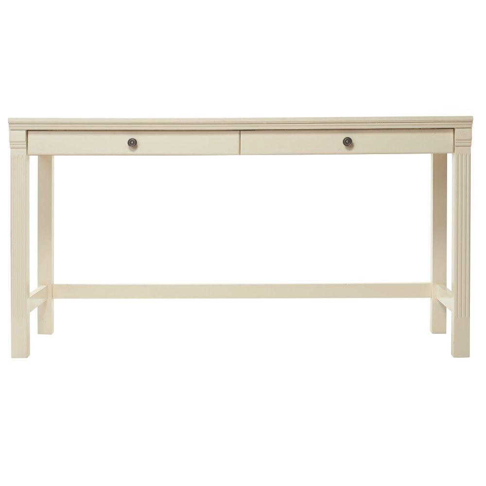 Edinburgh Ivory Modular Writing Desk