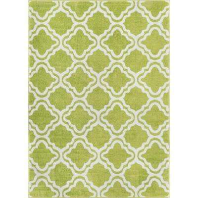 Modern Office 5 X 7 Kids Rugs Rugs The Home Depot