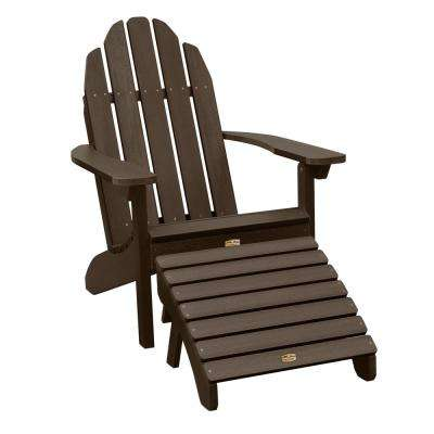 Essential Canyon 2-Piece Recycled Plastic Outdoor Seating Set
