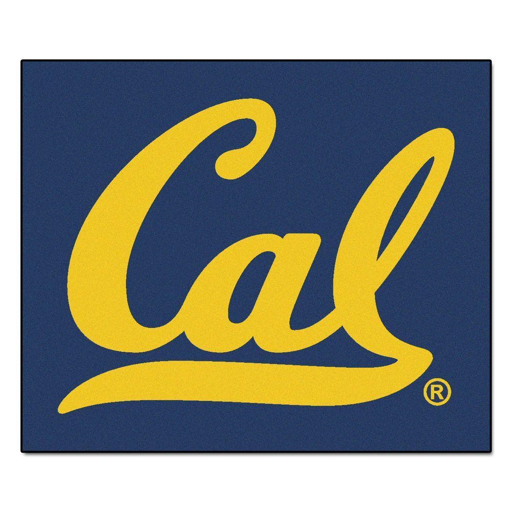 University of California Berkeley of 5 ft. x 6 ft. Tailgater Rug
