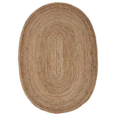 rugs home rug braided area ideas design oval