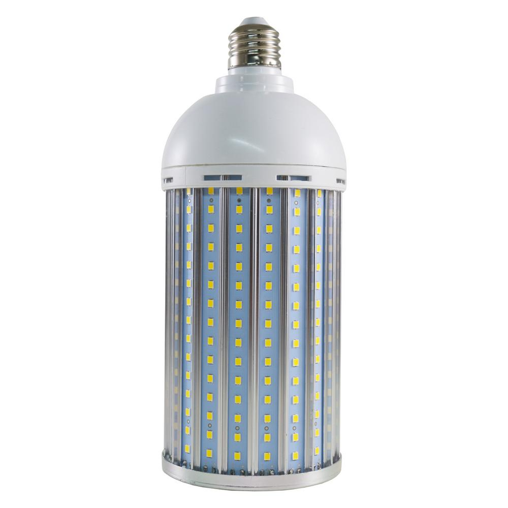 Stonepoint LED Lighting 175-Watt Equivalent 5000 Lumen E26 Corn Cob LED Light Bulb Daylight