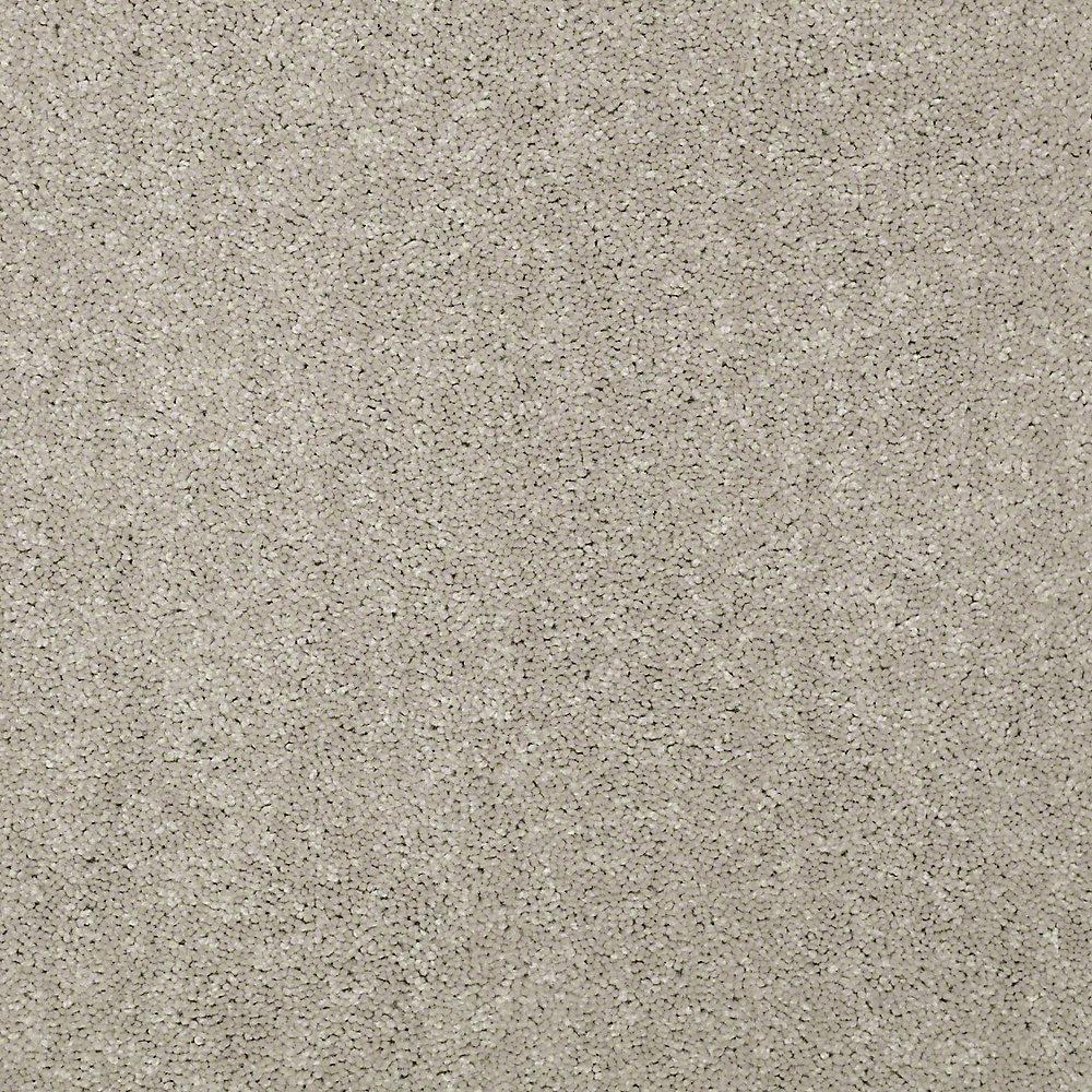 TrafficMASTER Carpet Sample - Watercolors II 12 - In Color Concrete Texture 8 in. x 8 in.-SH ...