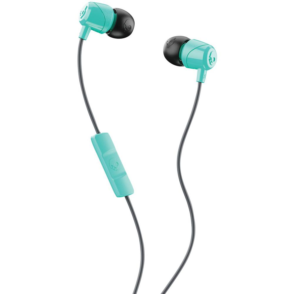 a616f41ddb9 Skullcandy Jib In-Ear Earbuds with Microphone in Miami Blue-S2DUY ...