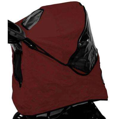 30 in. L x 13 in. W x 22 in. H Weather Cover fits Jogger Stroller PG8400BG