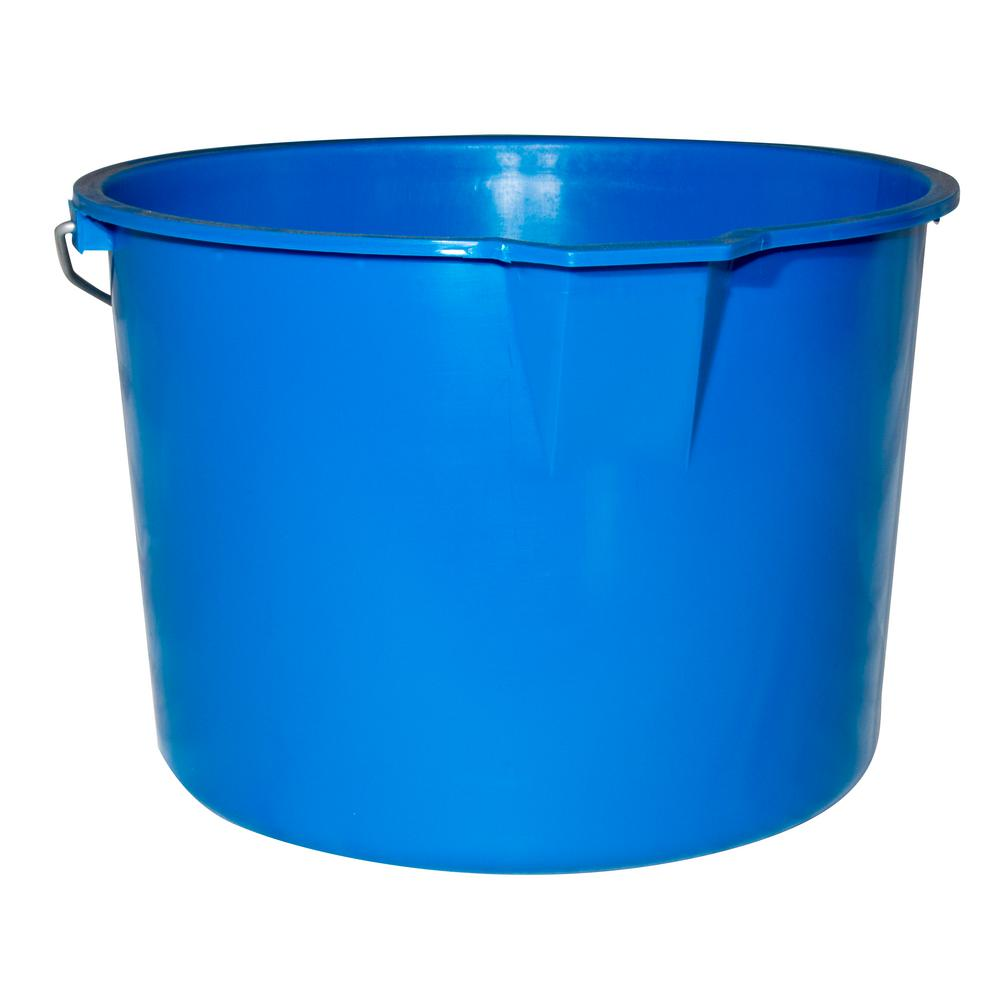 9 Qt. Blue Bucket (12-Pack)