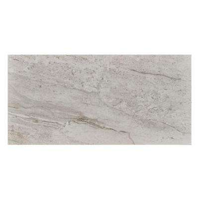 Pietra Bella Grigio 12 in. x 24 in. Porcelain Floor and Wall Tile (16.68 sq. ft. / case)