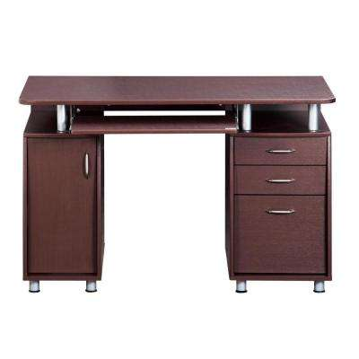 e792fc9aa87 Computer Desk - Desks - Home Office Furniture - The Home Depot