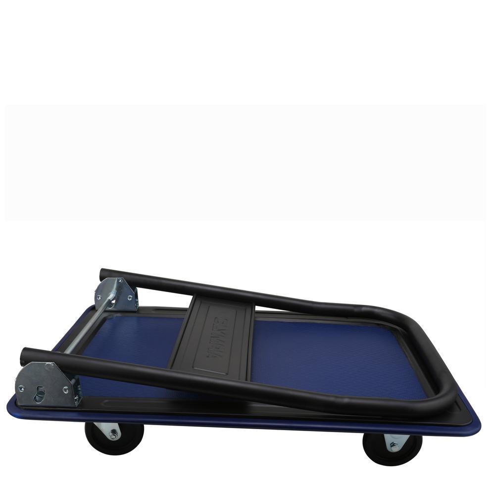 330 lbs. Capacity Steel Folding Platform Cart