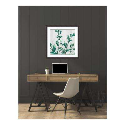 33.38 in. W x 33.38 in. H The Branch I by Isabelle Z Printed Framed Wall Art