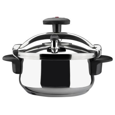 Star 4 Qt. Stainless Steel Stovetop Pressure Cookers