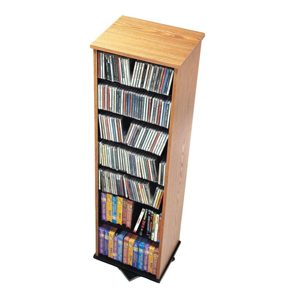 Laminate Media Storage