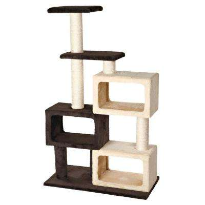 Brown/Beige Bartolo Cat Tree