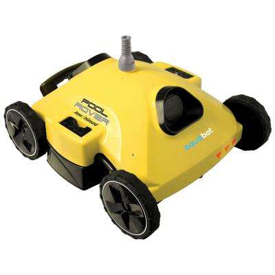 Aquabot Pool Rover S2-50 Robotic Cleaner For Above/In-Ground Pools