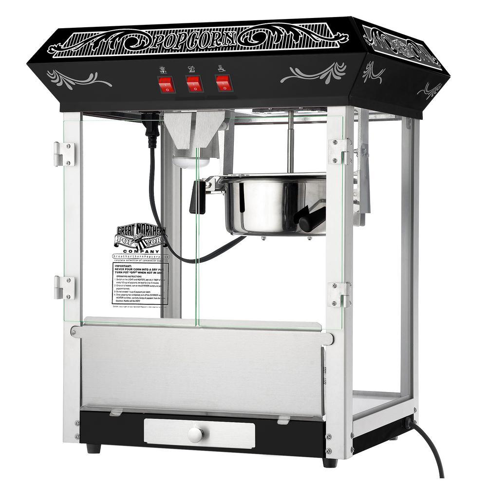 Old Time 8 oz. Popcorn Machine