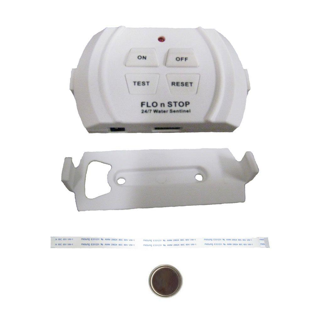 24/7 Water Sentinel Water and Leak Detector with Alarm an...