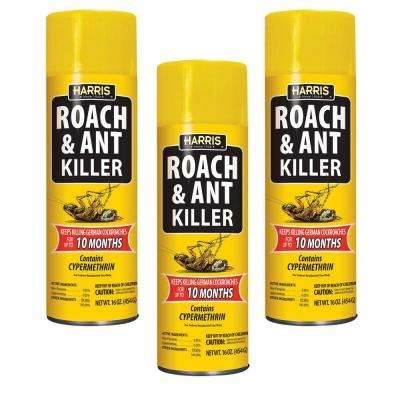 16 oz. Roach and Ant Killer (3-Pack)