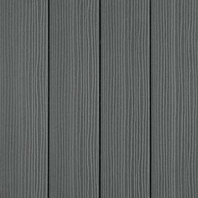 UltraShield 12 in. x 12 in. x 1 ft. Quick Deck Outdoor Westminster Gray Composite Decking Tile Sample