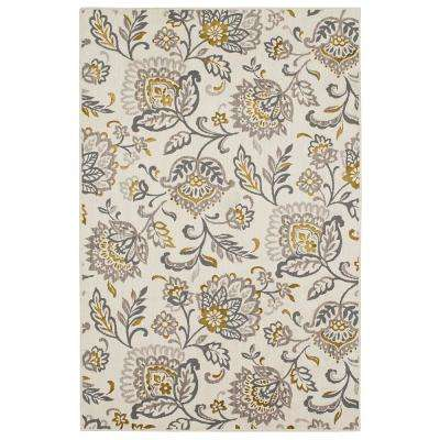 Paladium Beige 8 ft. x 10 ft. Area Rug