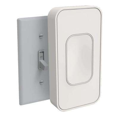 Light Switch Toggle in Ivory