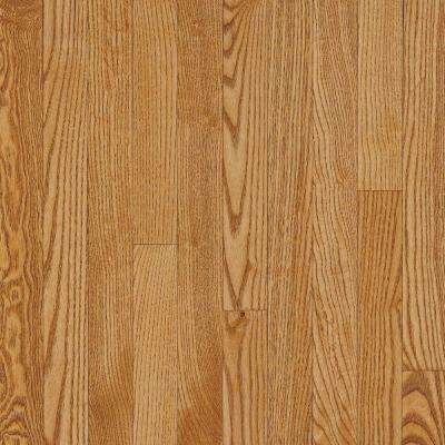 American Originals Spice Tan Oak 3/4 in. Thick x 5 in. Wide x Random Length Solid Hardwood Flooring (23.5 sq. ft/case)