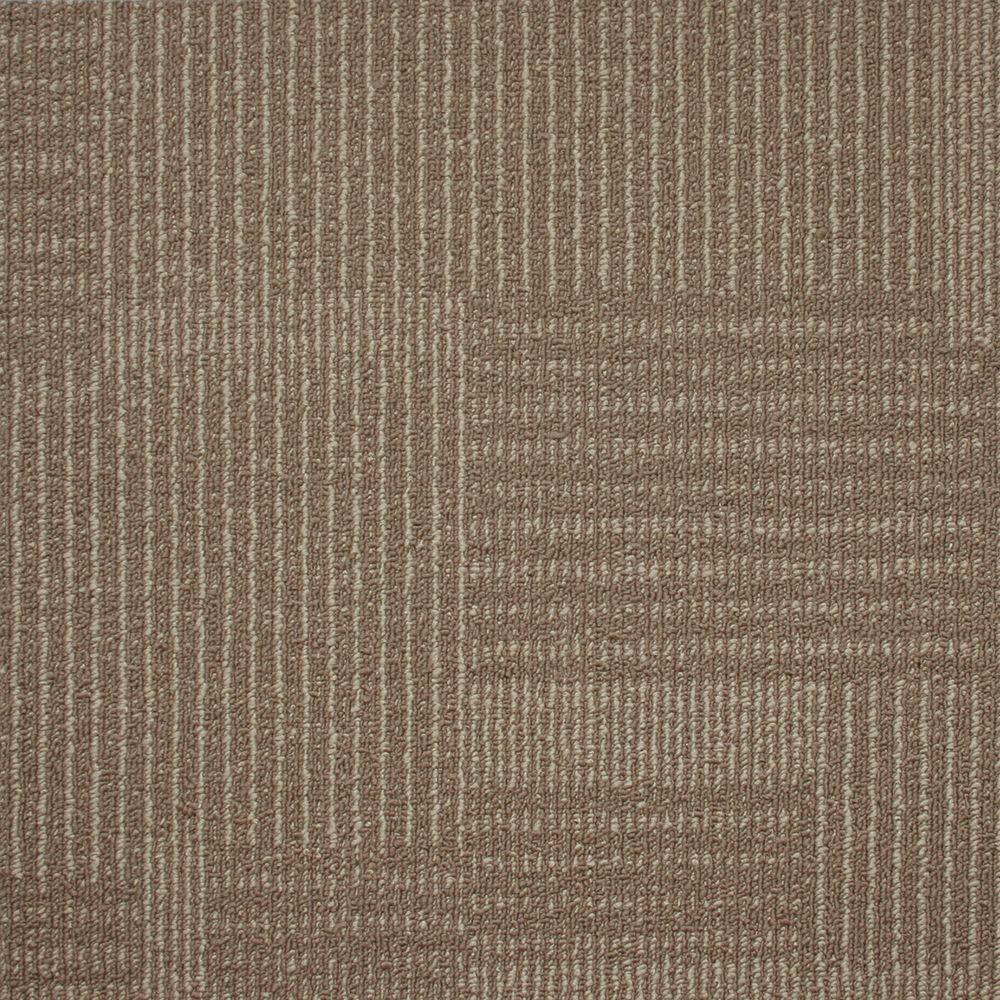 19 Best Images About Carpet Tiles On Pinterest: EuroTile Windsor Terrace Travertine Loop 19.7 In. X 19.7 In. Carpet Tile (20 Tiles/Case)-707101