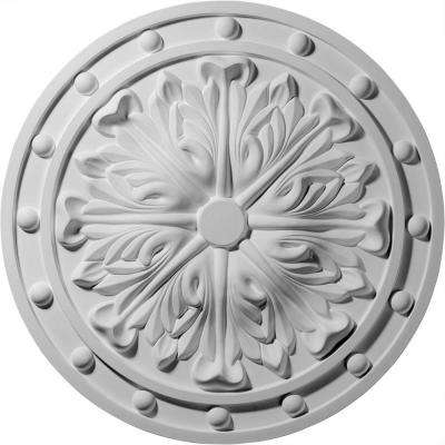 20-1/2 in. Foster Acanthus Leaf Ceiling Medallion