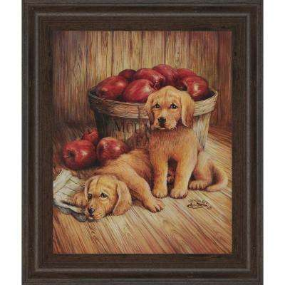 "22 in. x 26 in. ""Promotional Line 22X26"" Framed Printed Wall Art"
