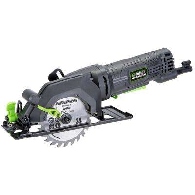 4.0 Amp 4-1/2 in. Compact Circular Saw