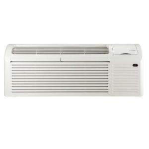 N Packaged Terminal Heat Pump Air Conditioner 12,000 BTU (1.0 Ton) + 5 kW... by N