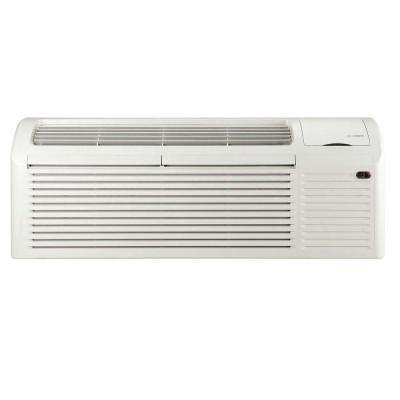 Packaged Terminal Heat Pump Air Conditioner 12,000 BTU (1.0 Ton) + 5 kW Electrical Heater (10.7 EER) - 265V