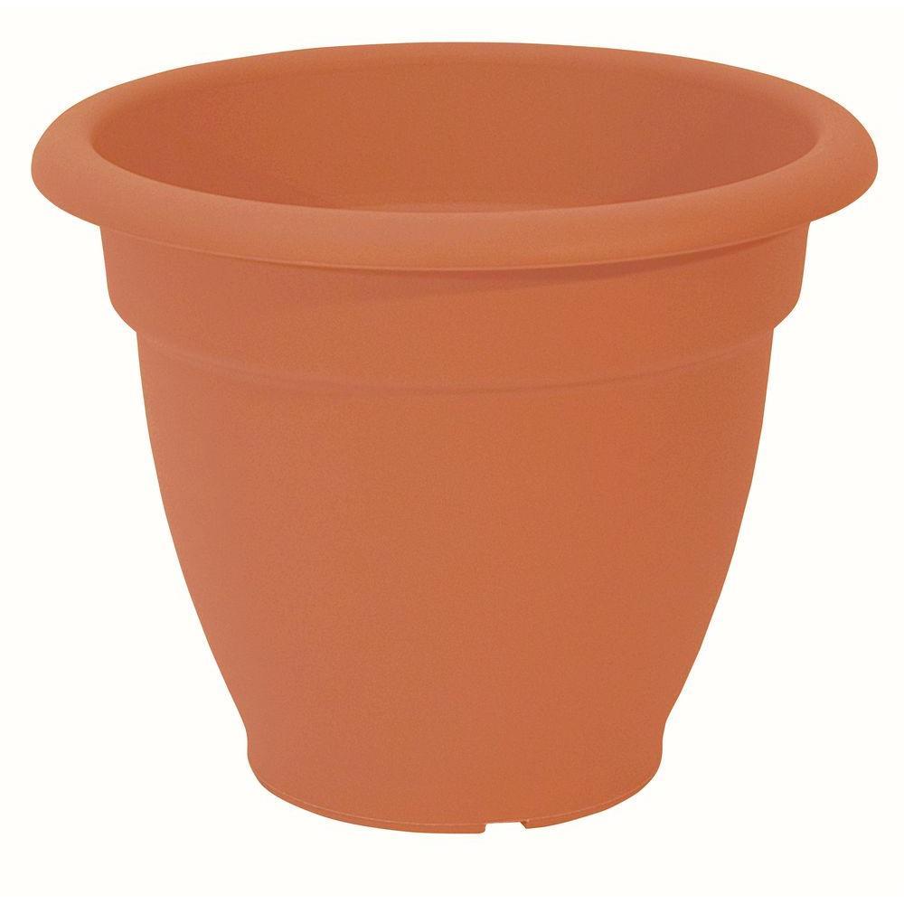 Marchioro 15.25 in. Terra Cotta Round Planter Pot