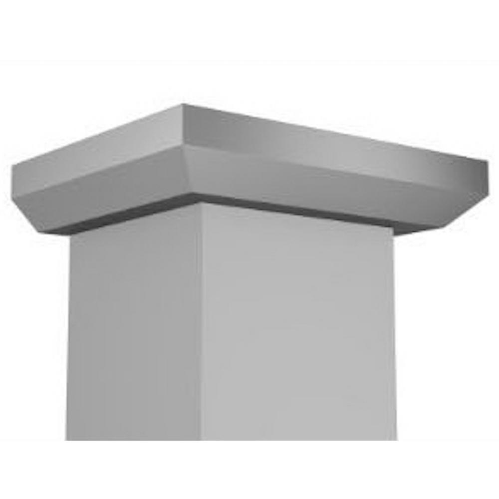 48 In Stainless Steel Duct Cover For Wall Mounted Range