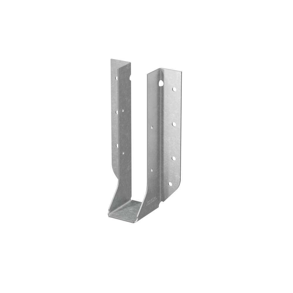 2 in. x 10 in. 14-Gauge Face Mount Joist Hanger
