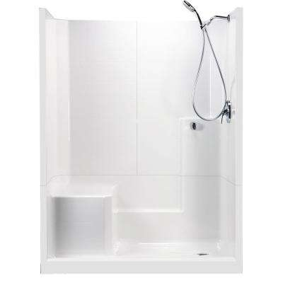 Ella - Right - Shower Stalls & Kits - Showers - The Home Depot