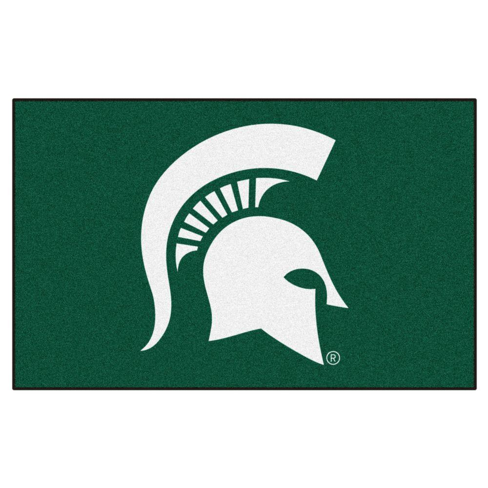 Michigan State University 5 ft. x 8 ft. Ulti-Mat