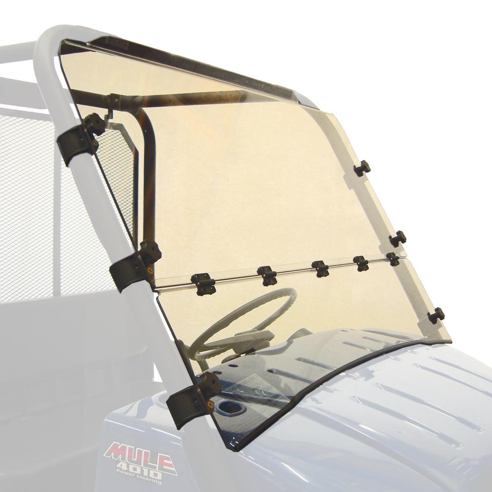 Kolpin Kawasaki Mule 4000/4010 Full-Tilting Windshield