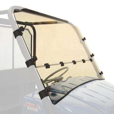 Kawasaki Mule 4000/4010 Full-Tilting Windshield