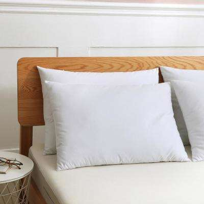 Cotton Duck Down Twin Pack King Blend Pillow