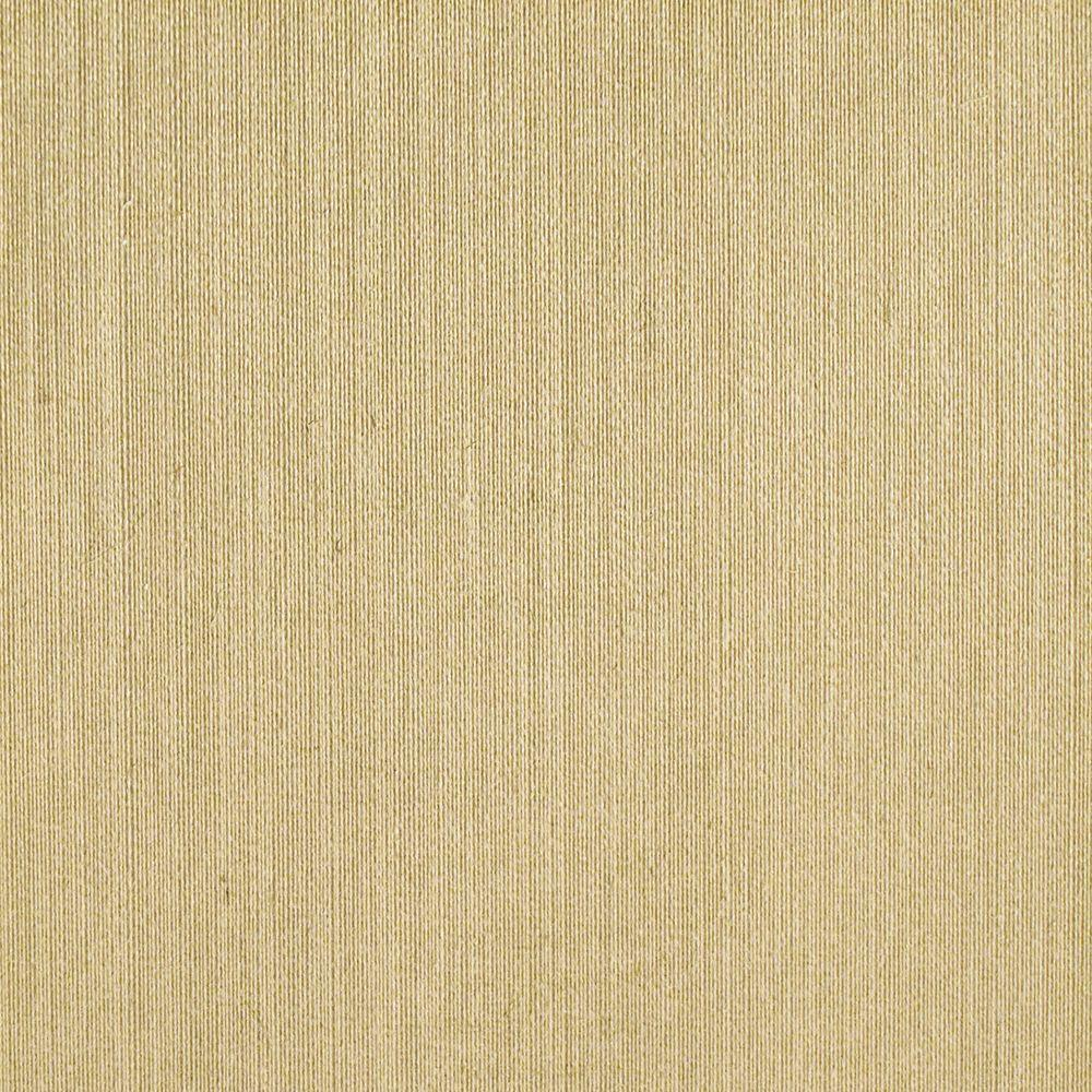 The Wallpaper Company 8 in. x 10 in. Driftwood Woven Stripe Wallpaper Sample-DISCONTINUED