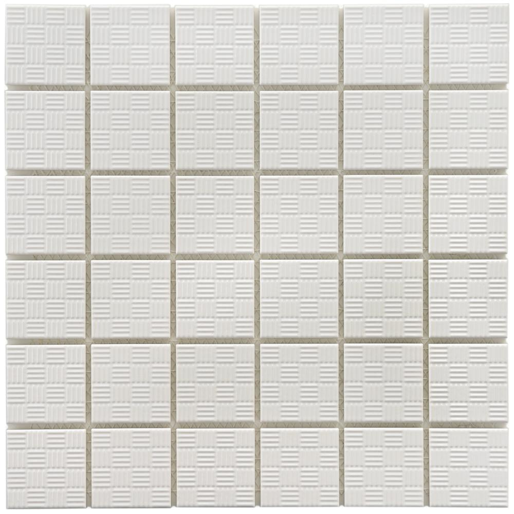 White Porcelain Tile X Building Materials Compare Prices At - 6 x 12 white porcelain tile